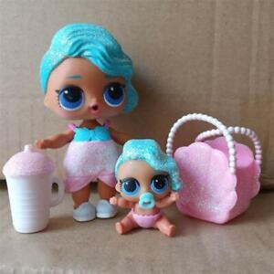 LOL Surprise Doll BLING SPLASH QUEEN BABY Dolls Babe Big Sister SPARKLE GLITTER