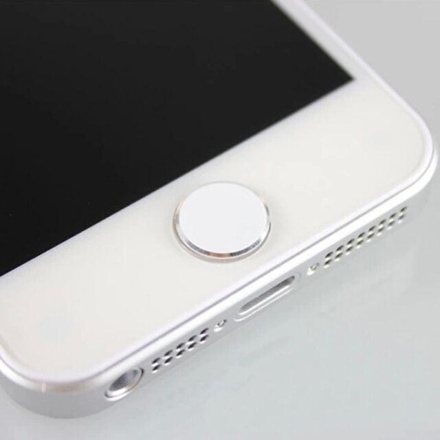 1 Pcs Home Button Stickers for Apple iPhone 5S 5C 4 4S New iPad Mini 2 3