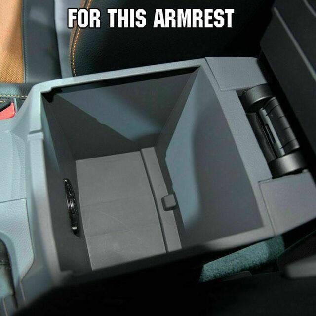 Armlehne Mittelarmlehne Mittelkonsole Für Ford Ranger 2012-18 Aufbewahrungsboxen