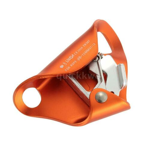 Abdominal Chest Ascender for 8-13mm Rope Rock Climbing Caving Rappelling Rescue