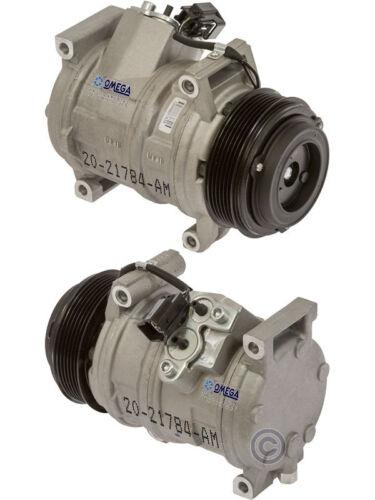 08-12 Enclave V6 3.6L Engines New A//C AC Compressor Fits 07-10 Outlook