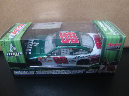 RARE Dale Earnhardt Jr 2009 AMP Mountain Dew #88 Impala 1//64 NASCAR