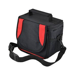 Black Camera Case Bag for Canon PowerShot SX540 HS SX420 SX430 IS G3X etc Bridge