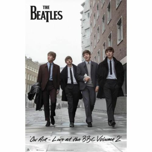 Poster Los Beatles On Air 2013