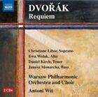 Dvork: Requiem (CD, Nov-2014, 2 Discs, Naxos (Distributor))