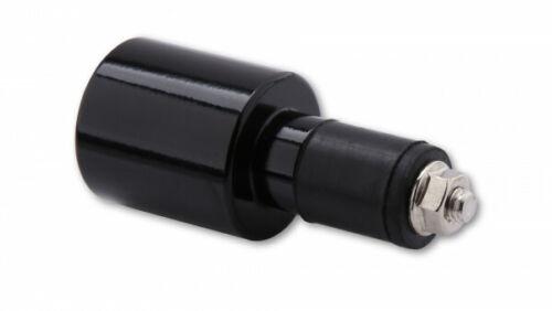 Lenkergewichte 2 St.Paar schwarz Stahl 206 g für Stahllenker uniwersal Yama Kawa
