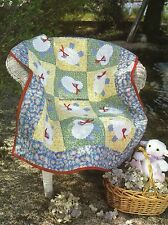Counting Sheep Quilt Pattern Pieced/Applique CF