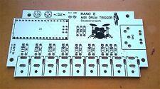 Fai DA TE MIDI E-Drum Kit Nano - 8 PCB (tamburo CERVELLO)