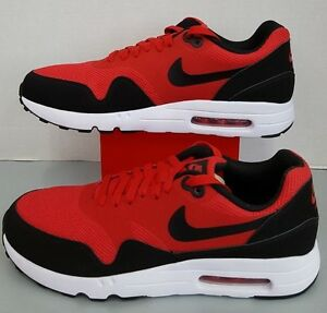 2a16ca0ac27e7d Air Max 1 Ultra 2.0 Essential University Red Black-White 875679 600 ...