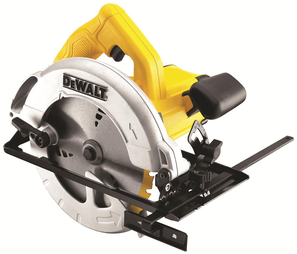 DeWalt CIRCULAR SAW DWE560-XE 184mm 1350W 5500Rpm Dust Blower USA Brand
