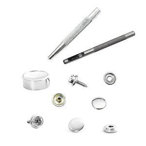 15mm-Resistente-Laton-Botones-A-Presion-Cierres-De-piel-Madera-para-Tela-y