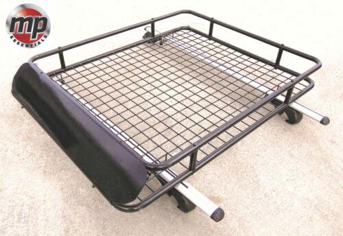 Lockable Aluminium Roof Rail Bars /& Car Rack Tray for Mercedes E Estate S212 09/>
