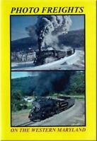 Photo Freights On The Western Maryland Scenic Railroad Dvd Coal 734