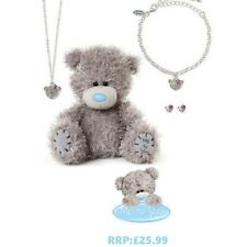NECKLACE AND BRACELET CHILDRENS GIFT ME TO YOU TATTY TEDDY JEWELLERY SKETCHBOOK