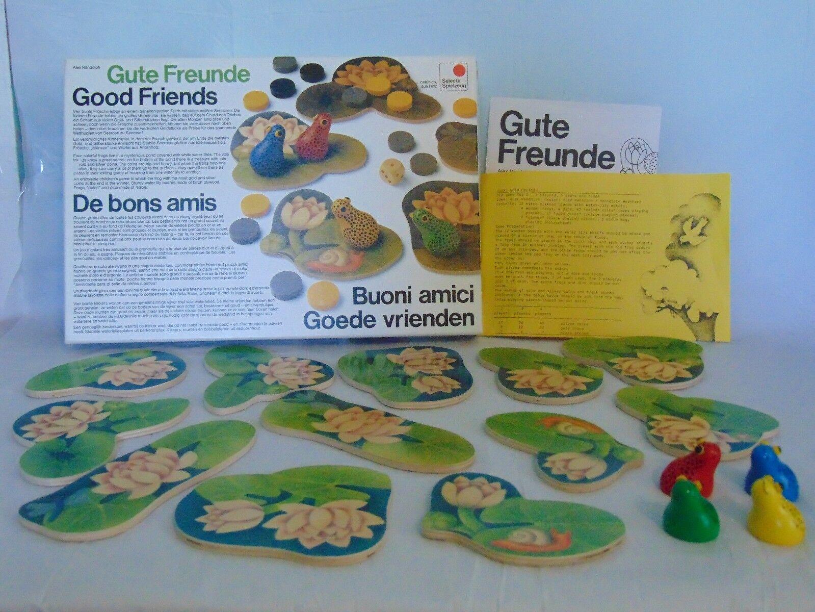 Gute freunde   gute freunde spiel mit englischen anweisungen
