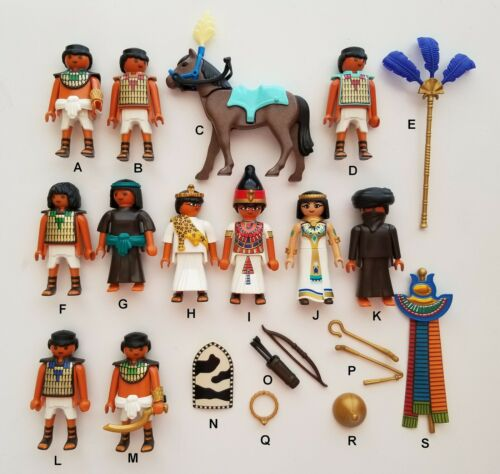 PLAYMOBIL Egyptians//Pick /& Choose $0.99-$3.95//Combined Shipping Available