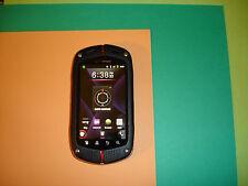 CLEAN ESN_Casio G'zOne Commando C771 - Black (Verizon) Smartphone