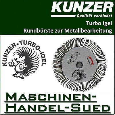 Kunzer TURBO IGEL Rundbürste Unterbodenschutz 7TI02