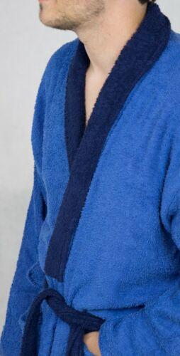 Skylinewears Mens 100/% Terry Cotton Bathrobe Toweling Dressing Gown Robe