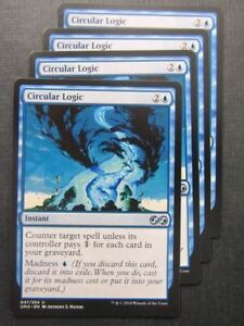 Circular-Logic-x4-Ultimate-Masters-Mtg-Magic-Cards-1I72