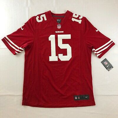 NWT Nike San Francisco 49ers Michael Crabtree Jersey Size L | eBay