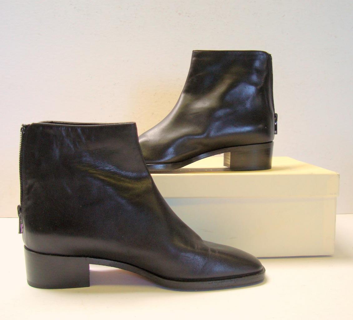 Cole Haan negro de piel de de de becerro tobillo botas Sz 6 B  250 Orig @ Nordstrom  venta caliente