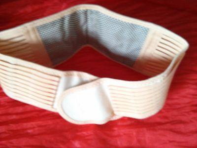 M Pain Relief Waist Lumbar Pain Magnet Therapy Self Heat Brace Parents Xmas Gift