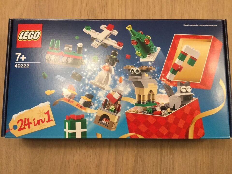 Lego andet, 40222 lille julesæt