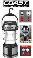 COAST EAL17 LED 4-Mode 460 Lumens White & Red Lantern Camping Torch Light Lamp
