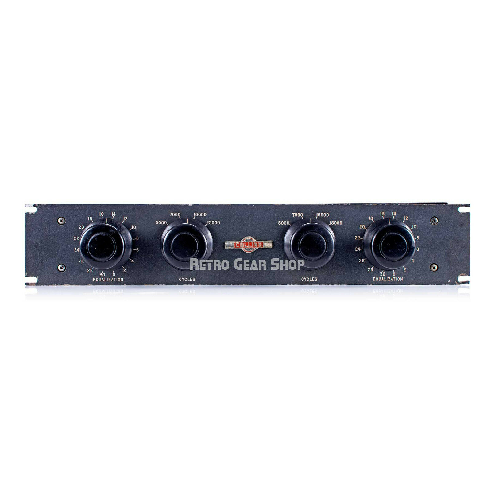 Collins 116E-4 Stereo Program Equalizer Filter EQ Rare Vintage Analog. Available Now for 3400.00