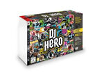 Activision Ps3 PlayStation 3 DJ Hero Game With Turntable Controller B