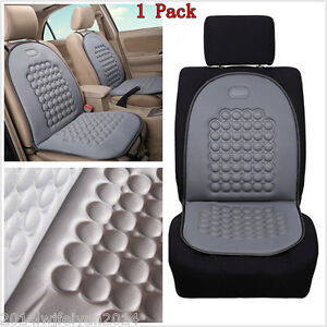 Car Suv Seat Mat Cover Therapy Massage Bubble Padded Chair