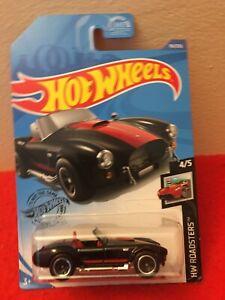 2020 HW Roadsters Hot Wheels Shelby Cobra 427 S//C ZAMAC