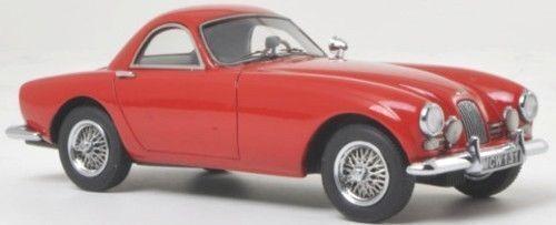 Neo Scale Models-Morgan Plus 4 Plus Rouge Foncé Couleur Couleur Couleur échelle 1 43. 5c685c