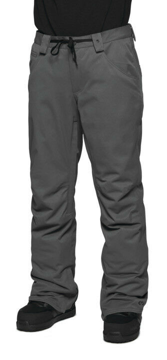 ThirtyTwo WOODERSON 10K Mens Snowboard Ski Pants Large Carbon NEW