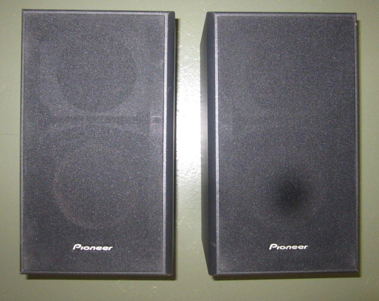 Pioneer S-HF21-LR  Speakers Model SAN3760-C VERY NICE