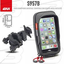 trdf743 custodia porta cellulare smartphone givi per moto iphone 7