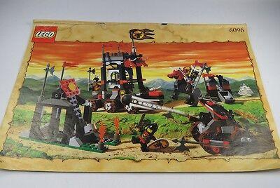 Lego® 6096 Castle Bauanleitung Knights Kingdom I Belagerer Angriff