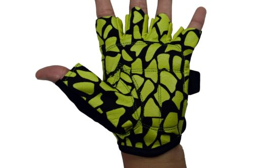 Lions Fit 2018 Ladies Gym Body Building Fitness Weight Lifting Exercise gloves
