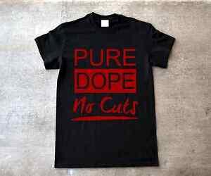 5908c539935e Details about Pure Dope T-Shirt 4 Jordan Premium Future Bred Black Gym Red  13s 11 4 1 5 6
