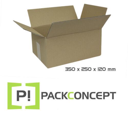 box shipping box no. Cardboard 1-Wavy 350 x 250 x 120 mm