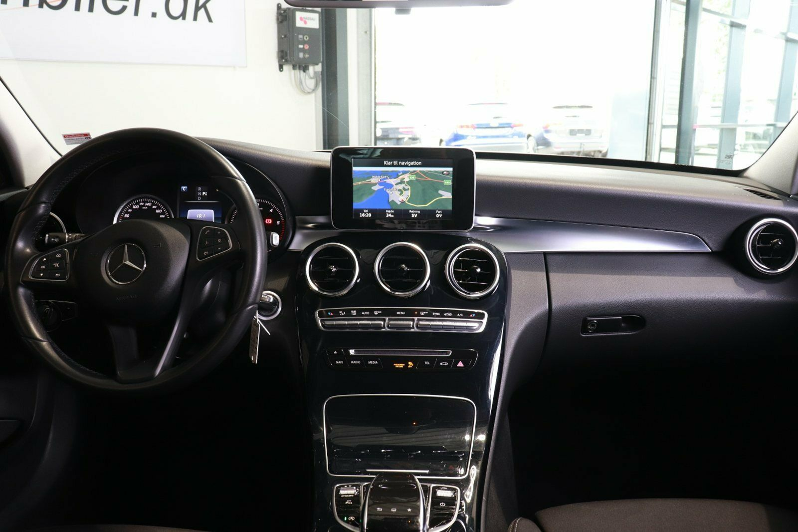 Mercedes C200 d stc. aut.