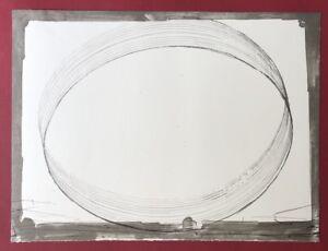 Ronald noorman, Ohne Titel, litografia, 2010, a mano firmata e datata