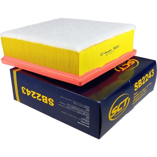 MANN-FILTER Luftfilter C20106//4 für OPEL