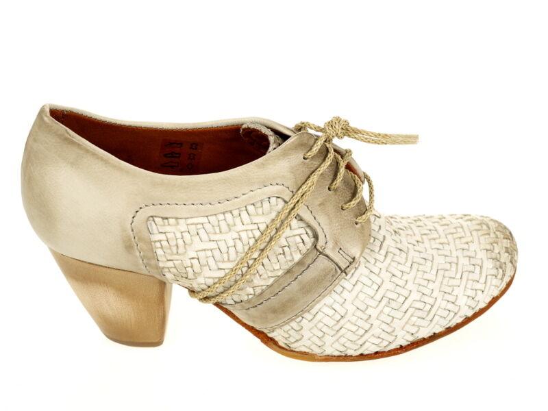Pakros Pumps Halbschuh Schuhe Art. 42G26111 offWeiß Gr. 39 Original Schuhe Halbschuh Neu OVP 782d93