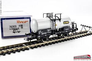 ROCO-76303-H0-1-87-Vagon-FS-Cisterna-A-G-Tipo-Uh-Ep-iv