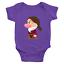 Infant-Baby-Rib-Bodysuit-Jumpsuit-Romper-Babysuit-Clothes-Seven-Dwarfs-Grumpy thumbnail 5