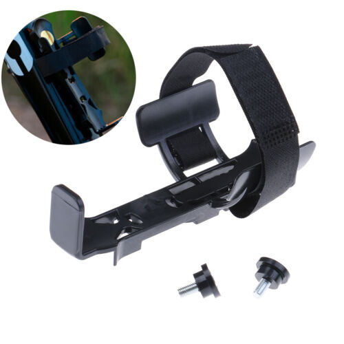 Adjustable Plastic Bike Bicycle Cycling Water Bottle Rack Cup Cage Holder+Scr/_WK