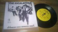 "7"" Punk Escalatorz - Movin' On / Small Talk (2 Song) SMANX REC & TAPES"