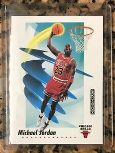 MICHAEL JORDAN 1991-92 SkyBox Chicago Bulls Basketball Card #39 ! Rare ! MT Psa?